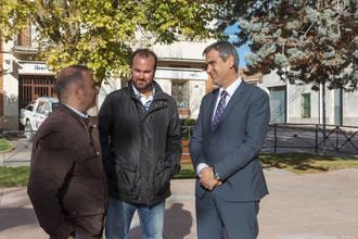 El Ayuntamiento de Guadalajara resolverá los problemas de presión de agua de Usanos