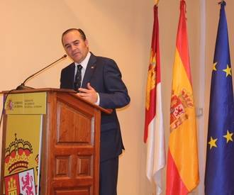 """Gregorio: """"La Constitución Española ha sido, es y será siempre la base de nuestra convivencia"""""""