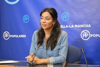 """Alonso: """"Se podrían haber hecho muchas cosas en Castilla-La Mancha con el dinero que Page ha querido que recibiera Bono"""""""