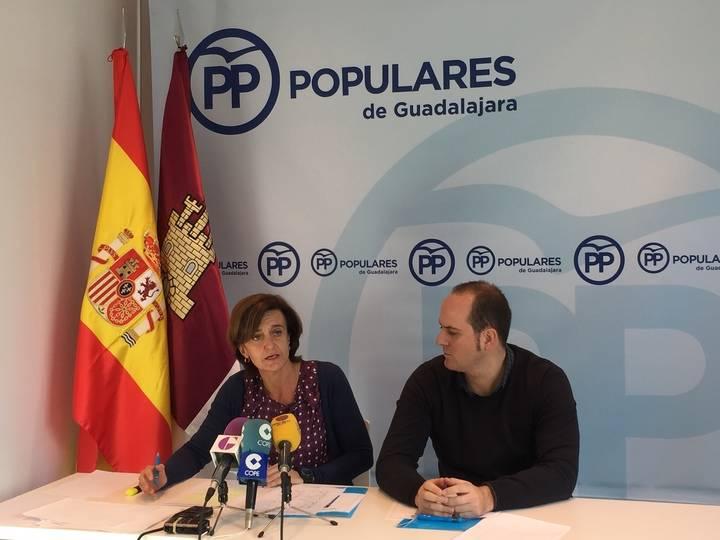 """Ana González: """"España no está para experimentos y necesita un Gobierno, como el del PP, que es garantía de responsabilidad y credibilidad"""""""