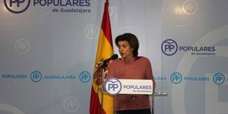 """Ana González: """"Los resultados han demostrado que Cospedal es el mayor activo del PP en Castilla-La Mancha"""""""
