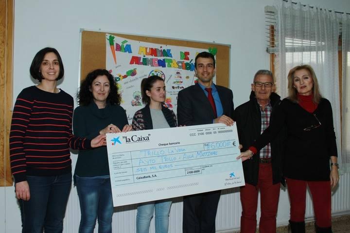 Caixabank y Ayuntamiento de Trillo colaboran para ayudar a conciliar la vida laboral y la familiar de los trillanos