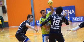 Al final no pudo ser, el BM Guadalajara deja escapar la victoria en Zaragoza