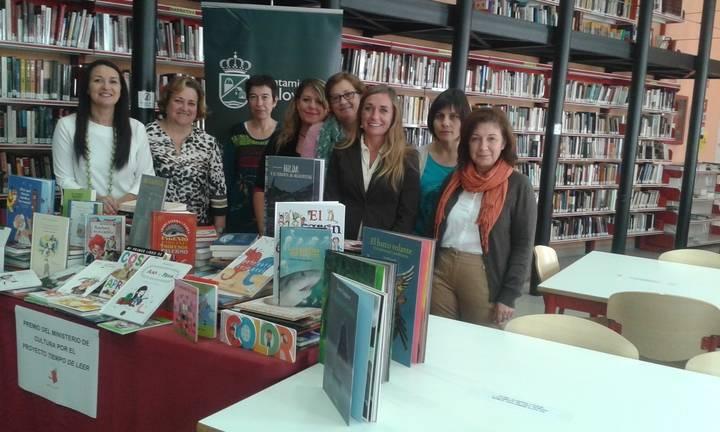 La Biblioteca de Alovera vuelve a ser galardonada con el Premio María Moliner por su campaña de animación lectora