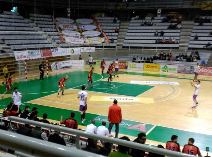 La recuperación del BM Guadalajara comienza con empate en Huesca
