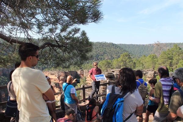 El Geoparque de la Comarca de Molina-Alto Tajo ya es Geoparque Mundial de la UNESCO