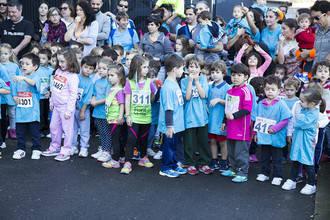 Más de 600 corredores participan en la Carrera solidaria de Mizu a favor de la Fundación Nipace