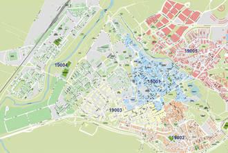 Se inician los trabajos para la unificación cartográfica del término municipal de Guadalajara capital