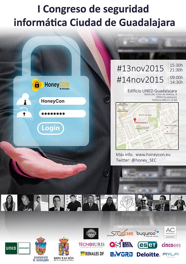 Cerca de 300 personas aprendieron con la I Conferencia de Seguridad Informática