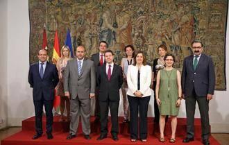 Page preside este martes en Azuqueca el Consejo de Gobierno de la Junta