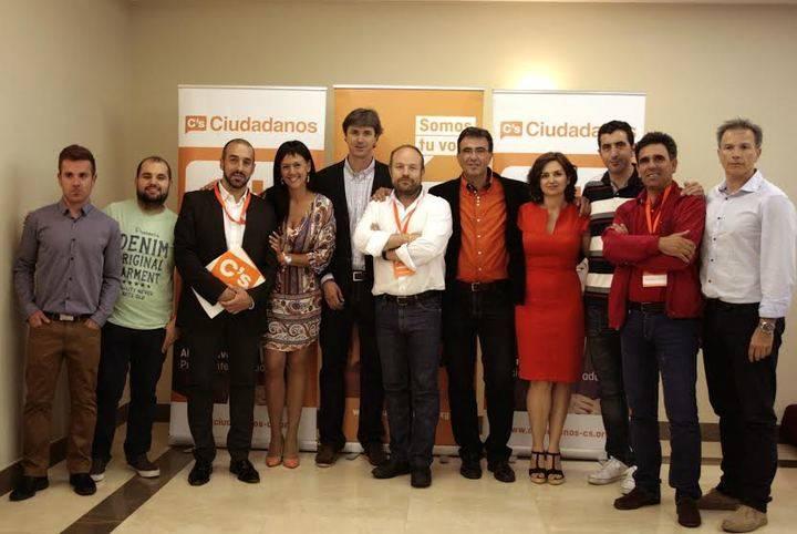 Presentada ante la Junta Electoral la candidatura de Ciudadanos Guadalajara encabezada por Orlena de Miguel