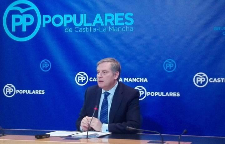 """Cañizares resalta que con la """"nefasta gestión sanitaria de Page"""" en los últimos seis meses ya hay 60 mil nuevos pacientes en lista de espera"""