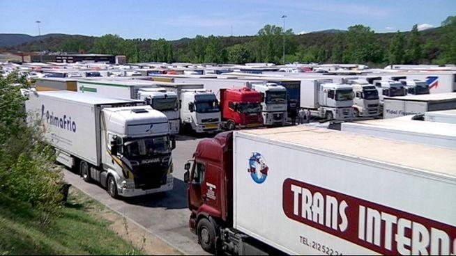 Dieciséis detenidos por robar en camiones en áreas de descanso en Guadalajara