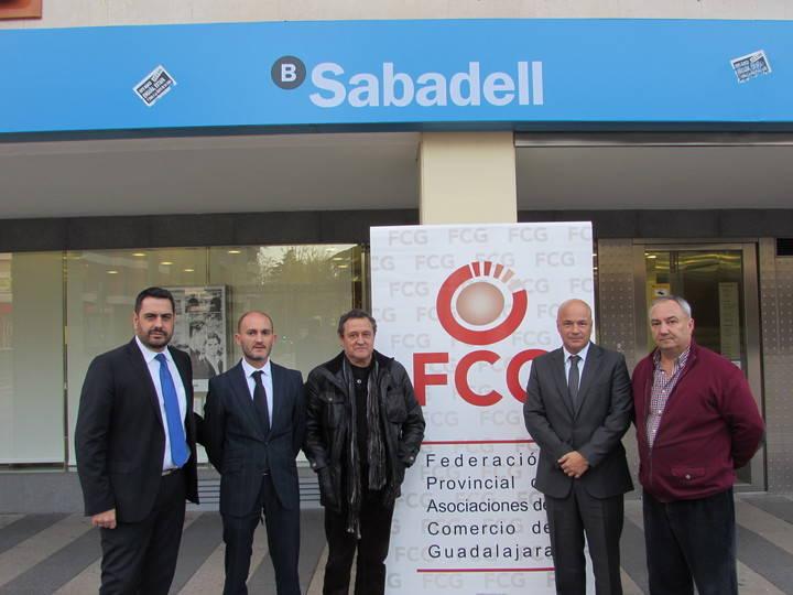 FCG firma un convenio de colaboración con Banco Sabadell