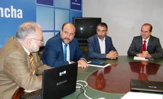 El Gobierno regional inicia acciones para frenar el proceso de despoblamiento en las provincias de Cuenca y Guadalajara