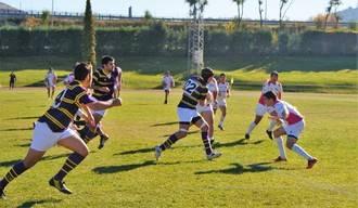 Gran remontada del Rugby Guada contra Quijote RC