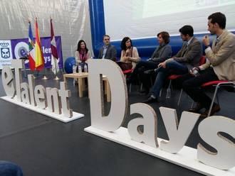 Más de medio millar de personas asisten a los talleres, conferencias y auditorías de E-Talent Days en Valdeluz