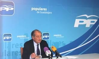 """Porfirio Herrero: """"Mientras el PSOE habla habla y miente el PP trabaja y trabaja para crear trabajo"""""""