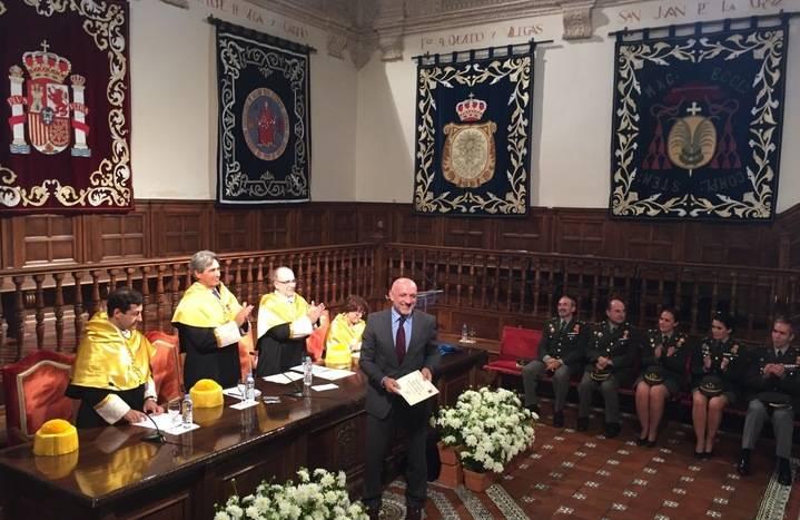 La Universidad de Alcalá premia el trabajo neurocientífico de la Fundación del Hospital Nacional de Parapléjicos