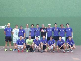 El próximo fin de semana dará comienzo una nueva edición de la Liga Provincial Interclubes de Frontenis de Guadalajara