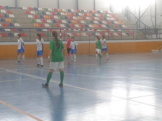 El FSF Alovera rescató un punto a falta de 14 segundos para el final del partido