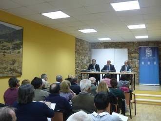 Gran aceptación del curso de formación para alcaldes y concejales celebrado en Sigüenza