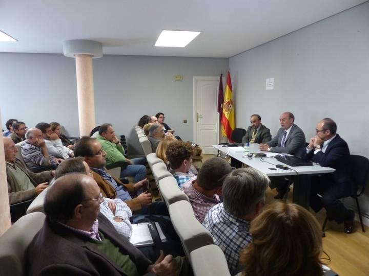 Más de medio centenar de alcaldes y concejales de la zona de Molina se forman gracias a la Diputación
