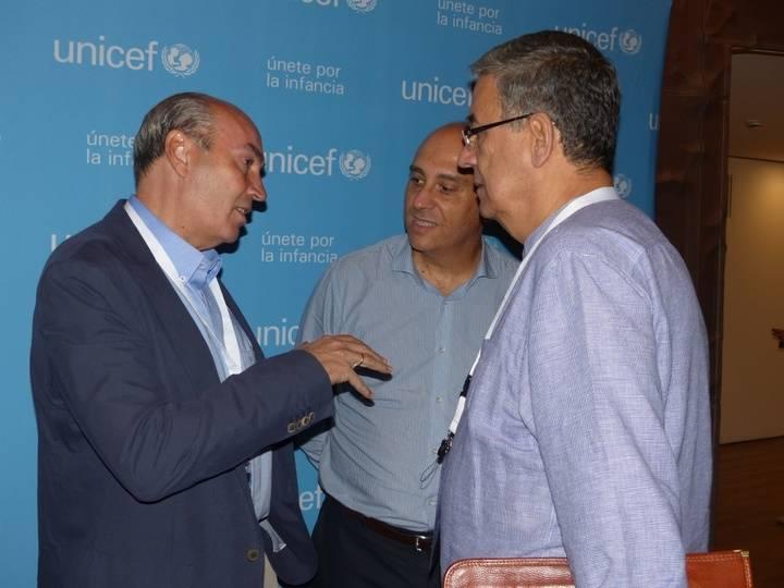 La Diputación promueve políticas a favor de la infancia en los ayuntamientos de la mano de UNICEF