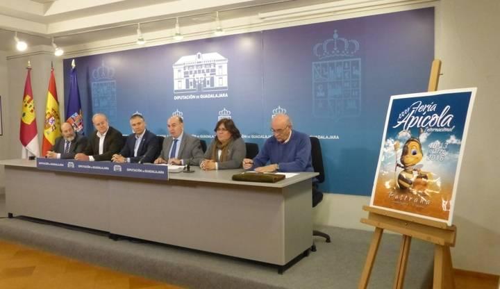 'La princesa de la Miel' anunciará la XXXV edición de la Feria Apícola Internacional de Pastrana