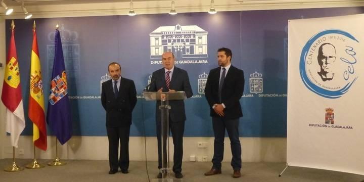 La Diputación impulsará el turismo cultural a través del 'Viaje a la Alcarria' en el centenario del nacimiento de Cela