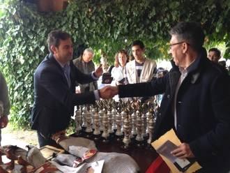 La Finca de Alovera de la Diputación acoge el IV Concurso Ornitológico Villa de Alovera