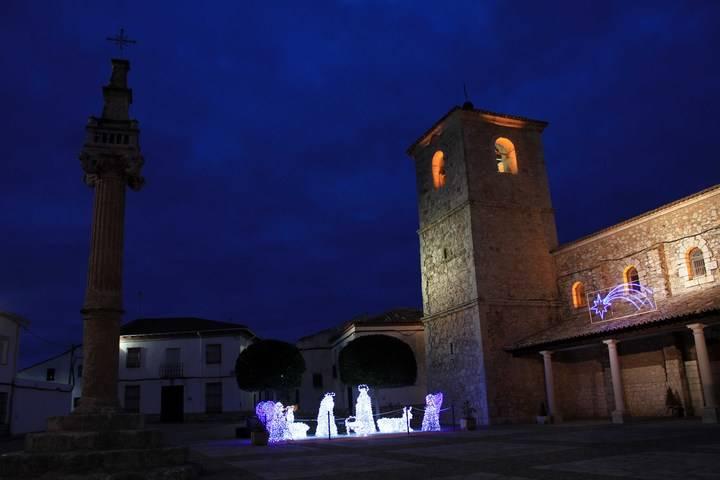 Las navidades de Fuentenovilla, más solidarias que nunca en 2015-2016