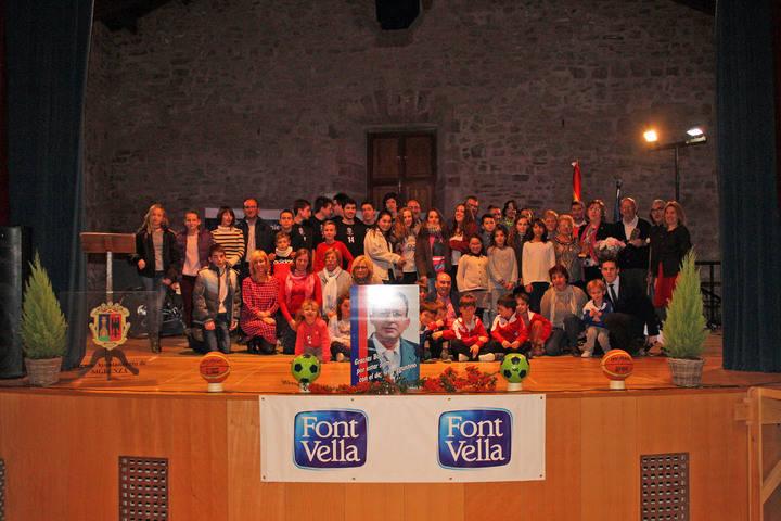 Sigüenza homenajea a sus deportistas en la IV Gala del Deporte