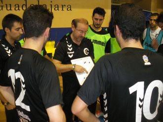El CD Guadalajara FS le mete una manita al Renacer Argamasilla