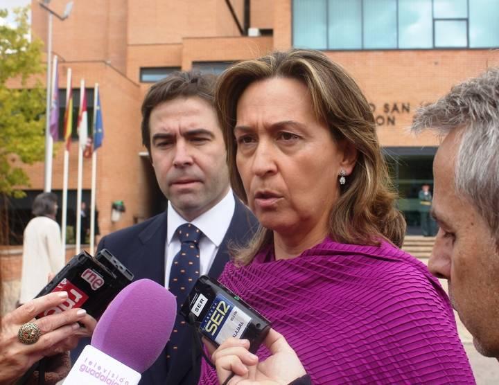 Guarinos : 'Que Bellido siga imputado es un golpe duro para el PSOE'