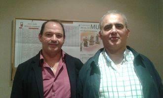 Miguel González y Nicolás Ruano, campeones en la Fase Local del Provincial de Mus celebrada en Azuqueca