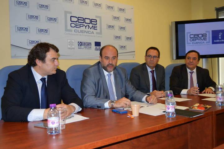 La Junta avanza en la aprobación de una Inversión Territorial Integral para Cuenca y Guadalajara