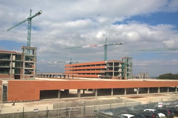 UGT pide que el nuevo aparcamiento del Hospital de Guadalajara sea de gestión pública