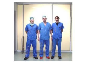 Traumatólogos del Hospital General de Ciudad Real realizan la primera reconstrucción de hombro con megaprótesis tumoral