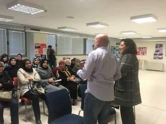 Clausura de la Escuela de participación para mujeres en situación de aislamiento en Guadalajara