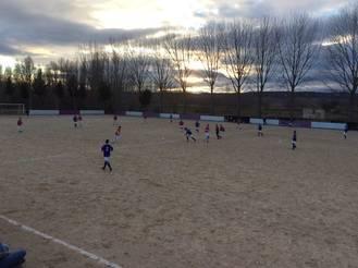 El Cifontino cae 0-2 ante el Villa de Quer