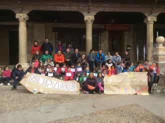 El Centro Rural Santa Lucía organiza una carrera solidaria en beneficio de Nipace