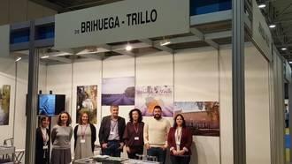 Trillo y Brihuega se promocionan en INTUR