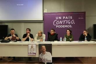 Ariel Jerez inaugura la recta final de la campaña electoral con un animado acto en Azuqueca de Henares