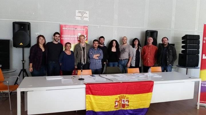 Izquierda Unida de Guadalajara ya tiene un nuevo coordinador