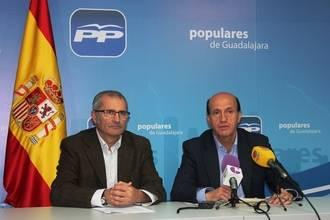 """Juan Pablo Sánchez: """"La declaración de José Luis Blanco ha sido una pantomima y una farsa"""""""