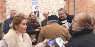 """Juan Pablo Sánchez: """"El ahorro en las administraciones permite asegurar las pensiones, crear empleo y bajar los impuestos"""""""
