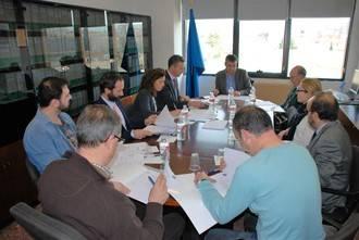 El Centro Asociado de la UNED de Guadalajara celebra una nueva reunión de su Patronato