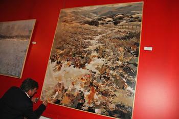 'Los Alcornocales' gaditanos de Pedro Lobato Hoyos, primer premio Fermín Santos