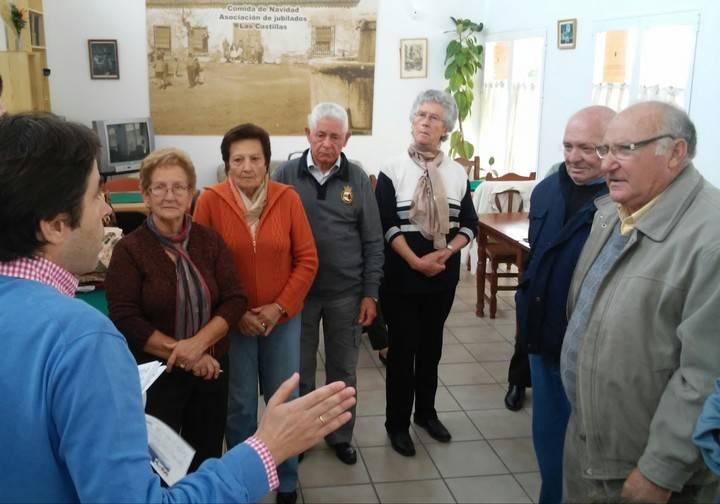 """Robisco: """"Page y el alcalde de Torrejón del Rey quieren quitar a los mayores su centro y privar a los vecinos de un consultorio médico digno"""""""